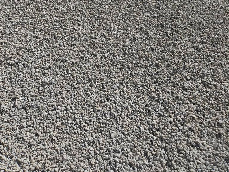 3/4 Crushed Concrete Rock